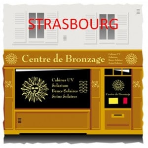 Instituts de bronzage Strasbourg