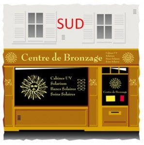 Instituts de bronzage Sud